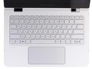 "13.3"" Ноутбук HP Spectre x360 13-4105ur серебристый"