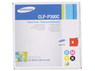 Картридж лазерный Samsung CLP-P300C