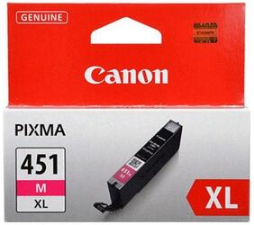 Картридж струйный Canon CLI-451M (XL)