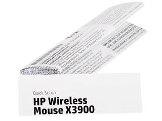 Мышь беспроводная HP Wireless Mouse X3900