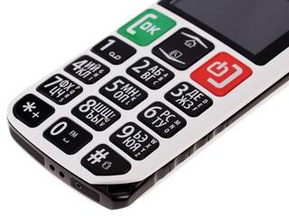 Сотовый телефон DEXP Larus S7 белый