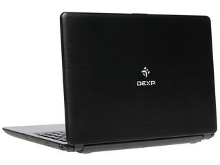 """15.6"""" Ноутбук DEXP Aquilon O141 черный"""