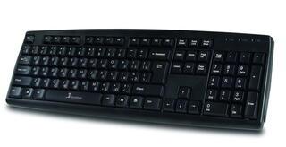 Клавиатура проводная SmartTrack 102 PS/2 Black