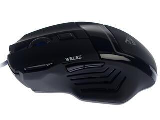 Мышь проводная Qcyber Weles