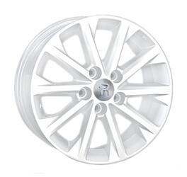 Автомобильный диск литой Replay TY119 7x17 5/114,3 ET 45 DIA 60,1 White