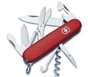 Нож складной Victorinox CLIMBER 1.3703