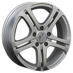 Автомобильный диск литой LegeArtis RN80 6,5x16 5/114,3 ET 50 DIA 66,1 Sil