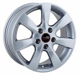 Автомобильный диск Литой LegeArtis NS72 6,5x16 5/114,3 ET 45 DIA 66,1 Sil