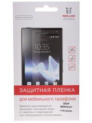 "4.5""  Пленка защитная для смартфона Dexp Ixion M 4.5"
