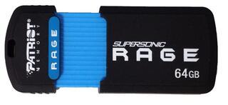 Память USB Flash Patriot Supersonic Rage XT 2 64 Гб
