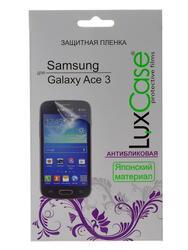 "4""  Пленка защитная для смартфона Samsung Galaxy Ace 3"