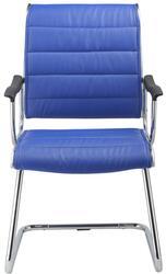 Кресло офисное Бюрократ CH-994AV синий