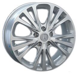Автомобильный диск литой Replay H53 6,5x17 5/114,3 ET 50 DIA 64,1 Sil