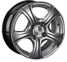 Автомобильный диск Литой LS T242 6x14 5/110 ET 35 DIA 58,5 HP