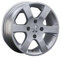 Автомобильный диск Литой Replay PG9 5,5x14 4/108 ET 34 DIA 65,1 Sil