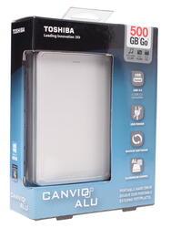 "2.5"" Внешний HDD Toshiba Canvio ALU HDTH305ES3AA"