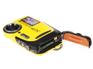 Компактная камера Fujifilm FinePix XP80 желтый