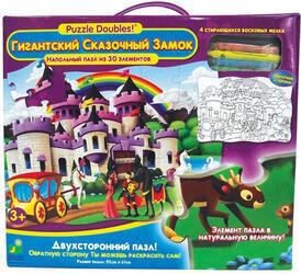 Пазл  Learning Journey Гигантский сказочный замок