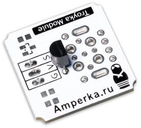Аналоговый термометр Troyka-модуль