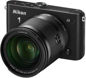 Камера со сменной оптикой Nikon1 J3 Kit 10-100mm VR