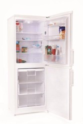 Холодильник с морозильником Hansa FK273.3 белый