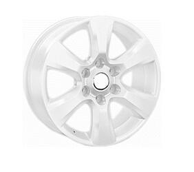 Автомобильный диск Литой Replay TY68 7,5x18 6/139,7 ET 25 DIA 106,1 White