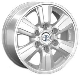Автомобильный диск Литой LegeArtis TY108 7x16 6/139,7 ET 30 DIA 106,1 Sil