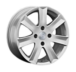 Автомобильный диск литой Replay PG10 7x16 4/108 ET 37 DIA 57,1 Sil