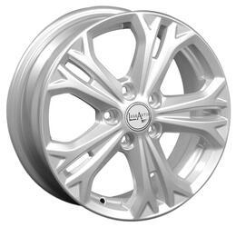 Автомобильный диск Литой LegeArtis FD50 6,5x16 5/108 ET 52,5 DIA 63,3 Sil