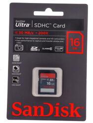 SecureDigital Card (SD) Sandisk 16 Гб 6 Class