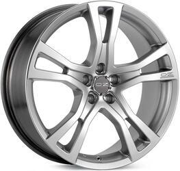 Автомобильный диск Литой OZ Racing Palladio ST 9,5x20 5/120 ET 52 DIA 79 Crystal Titanium