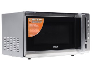 Микроволновая печь Mystery MMW-2018G серебристый