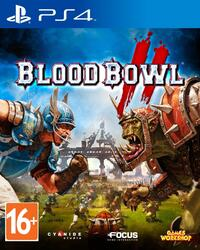 Игра для PS4 Blood Bowl 2