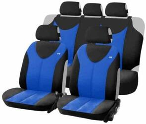 Чехол на сиденье H&R TROPHY PLUS синий