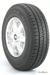 Шина летняя Bridgestone Dueler H/P 684