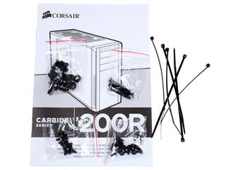 Корпус Corsair Carbide Series 200R черный