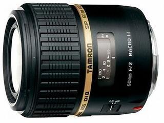 Объектив TAMRON 60/2.0 SP AF Di II LD (iF) Macro 1:1 для Nikon (G005N2)