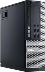ПК Dell Optiplex 9020 SFF i5 4570 (3.2)/4Gb/500Gb 7.2k/HDG 4600/DVDRW/Win 7 Prof 64 upgrade to Windows 8 Prof 64 /клавиа