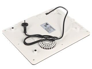 Плитка электрическая Kitfort КТ-106 черный