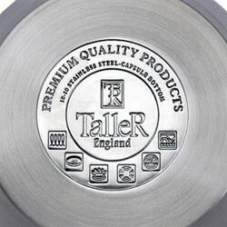 Кастрюля Taller TR-1002 серебристый