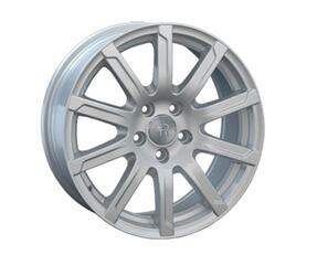 Автомобильный диск Литой Replay A67 10x20 5/130 ET 44 DIA 71,6 Sil