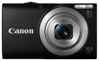 Цифровая камера Canon PowerShot  A4000 Black