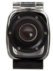 Экшн видеокамера DNS AC108 черный