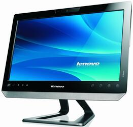 "20"" Моноблок Lenovo C320A-G532G320SK (HD+) Pentium G530/2GB/320GB/AMD HD6450 512Mb/DVDRW/WiFi/Cam/KB+M/W7Starter"