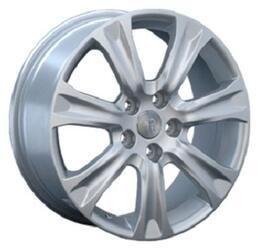 Автомобильный диск литой Replay H22 7,5x17 5/114,3 ET 55 DIA 64,1 Sil