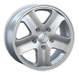 Автомобильный диск Литой Replay SNG8 7x16 5/130 ET 43 DIA 84,1 Sil