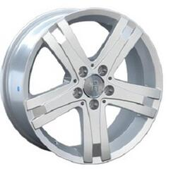 Автомобильный диск литой Replay MR83 7,5x17 5/112 ET 47 DIA 66,6 Sil