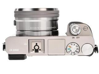 Камера со сменной оптикой Sony Alpha ILCE-6000LS Kit 16-50mm