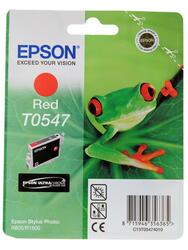 Картридж струйный Epson T0547