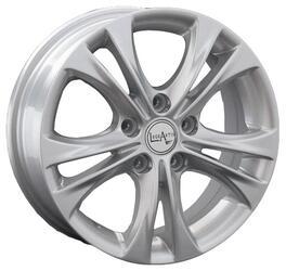 Автомобильный диск Литой LegeArtis Ki72 5,5x15 5/114,3 ET 47 DIA 67,1 Sil